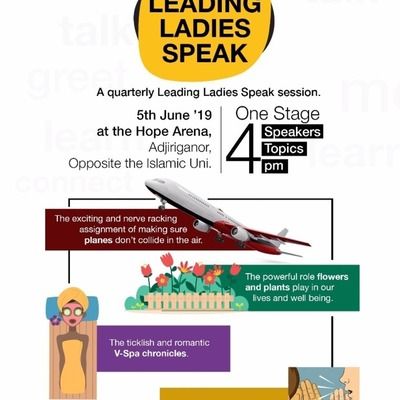 Leading Ladies Speak