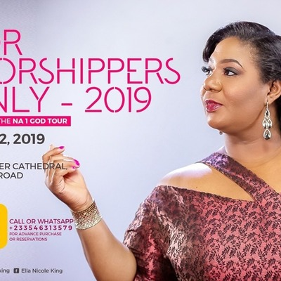 For Worshippers Only 2019