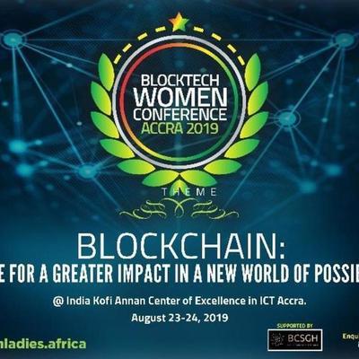 BLOCTECH WOMEN CONFERENCE ACCRA 2019