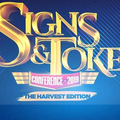 SIGNS AND TOKENS CONFERENCE 2019