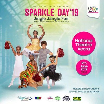 Vivie's Dance Factory-Sparkle DAY Dance Recital