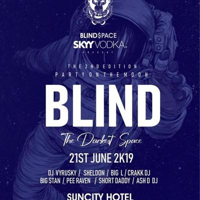 BLIND w/ SKYY VODKA
