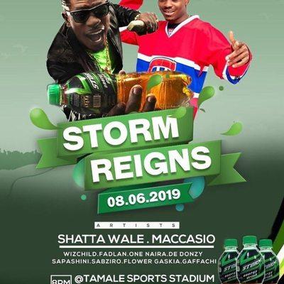 Storm Reigns