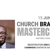 Church Branding Masterclass - June15