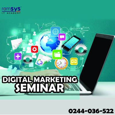 FREE DIGITAL MARKETING & CAREER GROWTH SEMINAR 2019