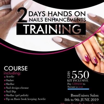 2 Days Nail Enhancement Training