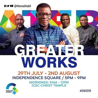 Greater Works '19