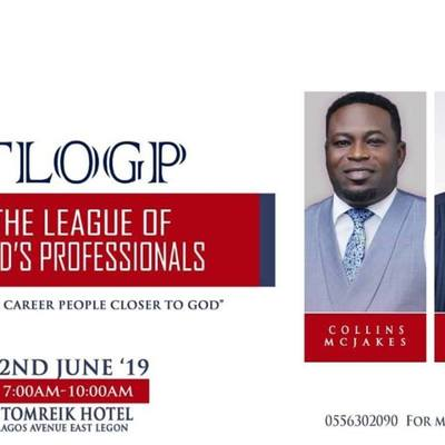 The League of God's Professionals