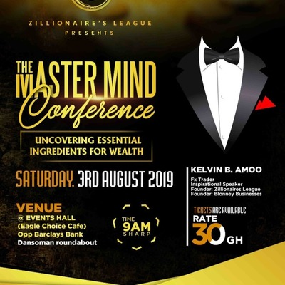 THE MASTER MIND CONFERENCE