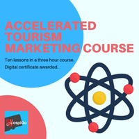 Accelerated Tourism Marketing Course by Hospitalented