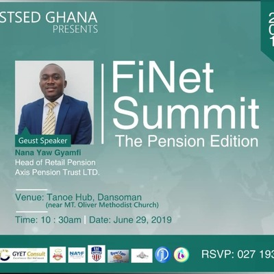 FiNet Summit: The Pension Edition