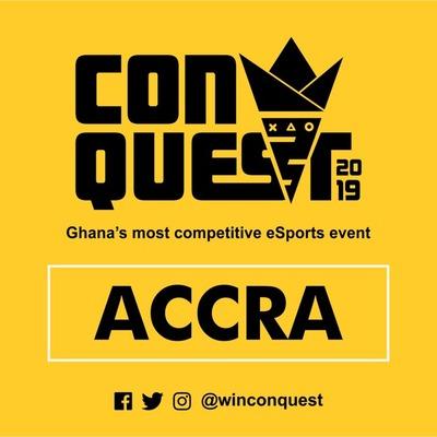 MTN  CONQUEST 2019 - ACCRA EDITION