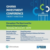 Ghana Investment Conference