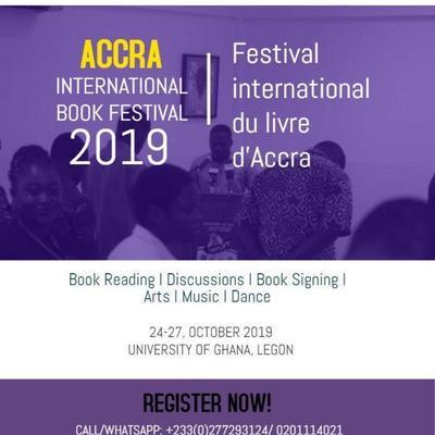 Accra International Book Festival 2019
