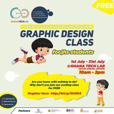 Graphic Design Class(JHS)