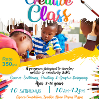 Phoenix Kids Creative Class