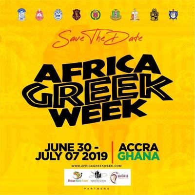 Africa Greek Week
