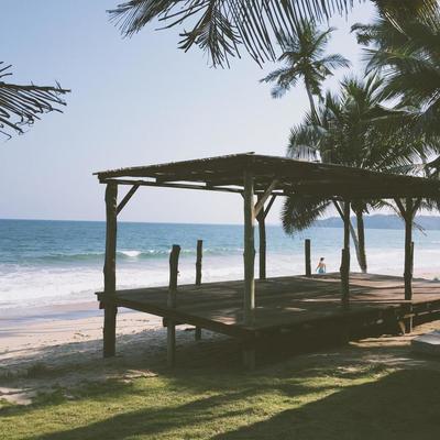 Gorgeous Yoga Beach Retreat in Ghana