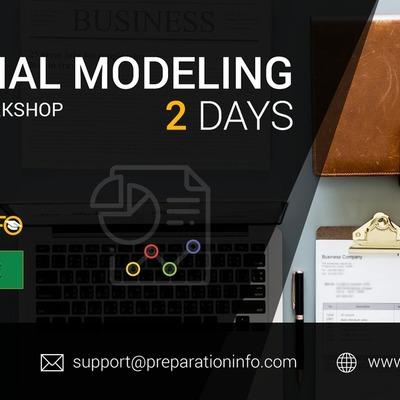 Financial Modeling Certification Classroom Program in Ghana 2 Day workshop