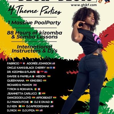 GHANA INTERNATIONAL KIZOMBA FESTIVAL