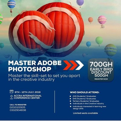 Adobe Photoshop Master Class