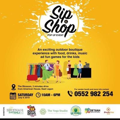 Bargainhuntgh Sip & Shop