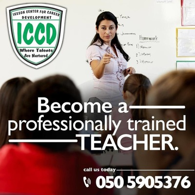 BECOME A PROFESSIONALLY TRAIN TEACHER