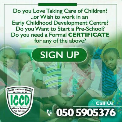International Diploma In Early Childhood Education