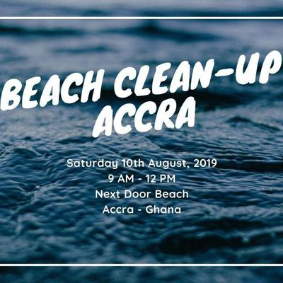 Beach Clean-up Accra