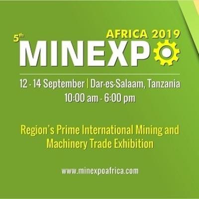 05th Minexpo Tanzania 2019