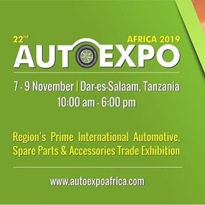 22nd Autoexpo Tanzania 2019