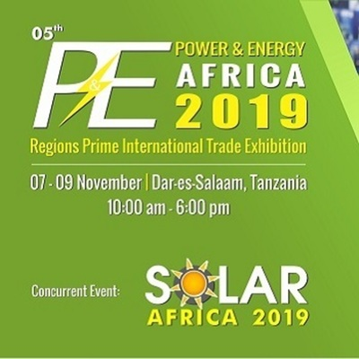 05th Power and Energy Tanzania 2019