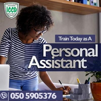 Become a Certified Personal Assistance and Secretary