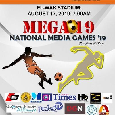 NATIONAL MEDIA GAMES '19