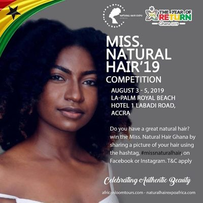 Miss Natural Hair '19