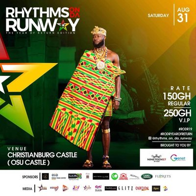 Rhythms On The Runway
