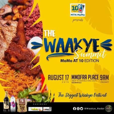 The Waakye Summit 2019 - MoMo at 10 Edition