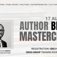 Author Brand Masterclass