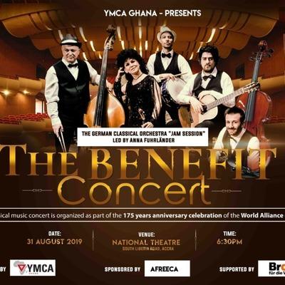 YMCA Benefit Concert