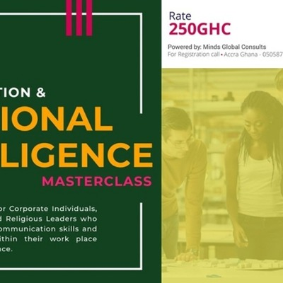 High Impact Communication & Emotional Intelligence Masterclass