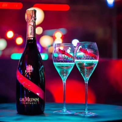 GH Mumm Champagne Tasting