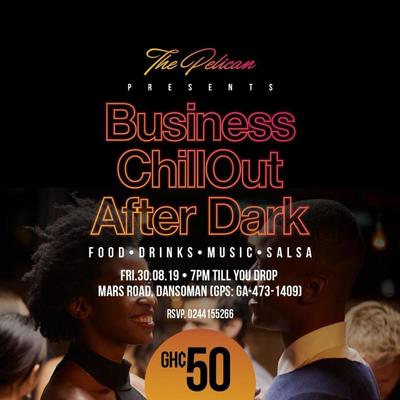 Business ChillOut After Dark