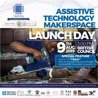 Assistive Technology Makerspace Launch