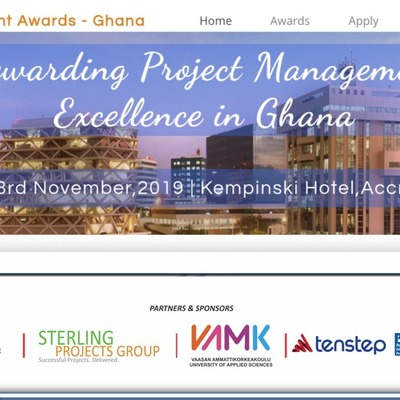 Project Mgmt Excellence Awards Night
