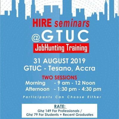 HIREghana's 2nd  JobHunting Training