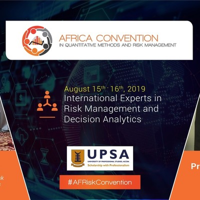 Conferences & Seminars | 2019 AFRiskConvention UPSA
