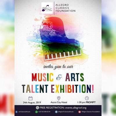 2019 Music and Arts Talent Exhibition