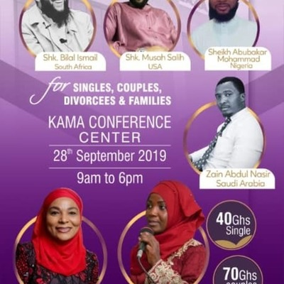 Marriage & Relationship Conference 2019