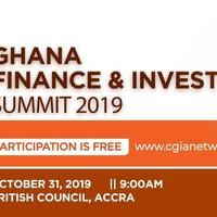 Ghana Finance and Investment Summit 2019