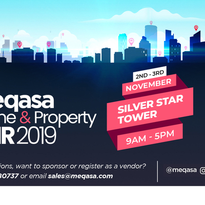 meqasa Home & Property Fair 2019